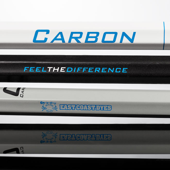 East Coast Dyes Carbon Fiber Shafts