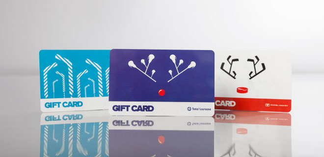 Total Lacrosse Gift Cards