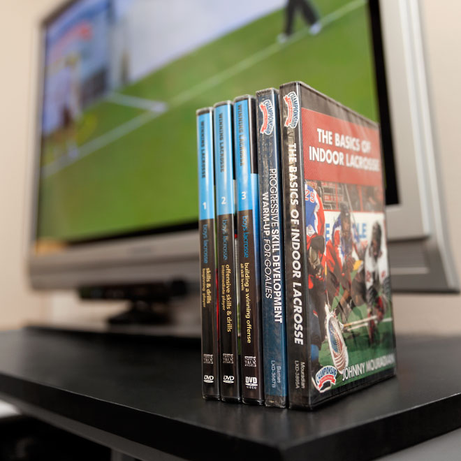 Training Lacrosse DVD's