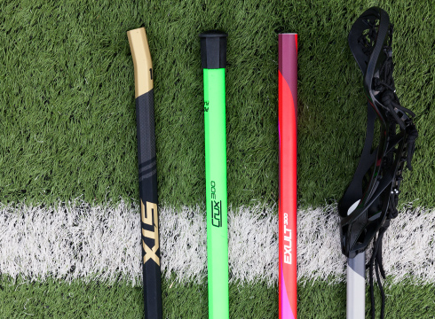 Top STX Heads and Shafts