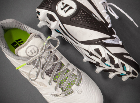Warrior Burn 7.0 & 8.0 Cleats Sale